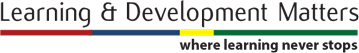 Learning and Development Matters Logo